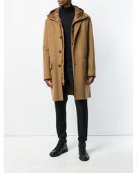 Moncler - Brown Tierce Coat for Men - Lyst