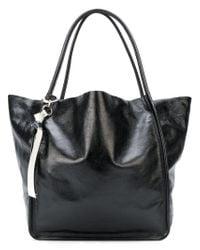 Proenza Schouler - Black Oversized Tote Bag  - Lyst