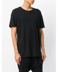 Thom Krom - Black Loose Fit T-shirt for Men - Lyst