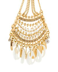 Gas Bijoux - Metallic Tipi Capri Earrings - Lyst