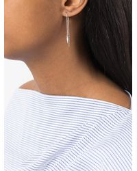 Pamela Love | Metallic Suspension Earrings | Lyst