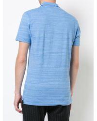 Orlebar Brown - Blue Felix Polo Shirt for Men - Lyst
