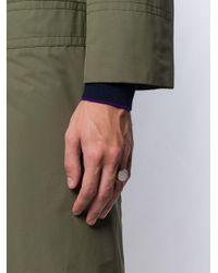 A.P.C. - Metallic Tails Signet Ring for Men - Lyst