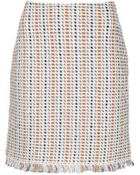 Tory Burch - Multicolor Hollis Skirt - Lyst