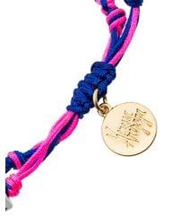 Venessa Arizaga - Pink Wtf Bracelet - Lyst