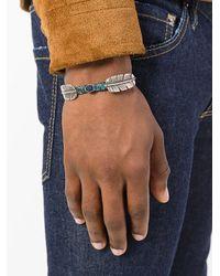 Gas Bijoux - Metallic Massai Bracelet for Men - Lyst