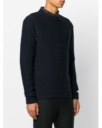 Stephan Schneider - Blue Hand Sweater for Men - Lyst