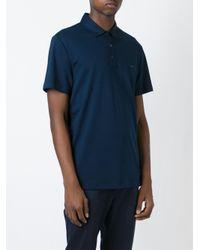 Michael Kors - Blue Classic Polo Shirt for Men - Lyst