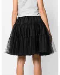 DSquared² Black Tutu Skirt