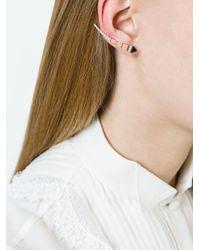 Anapsara - Metallic Right '6043' Earring - Lyst