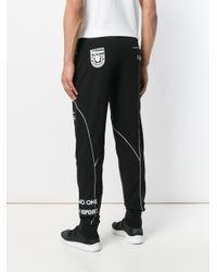 Philipp Plein - Black Slim-fit Track Trousers for Men - Lyst