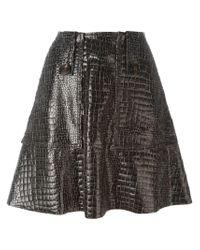 Dorothee Schumacher - Black 'urban Madness' Skirt - Lyst