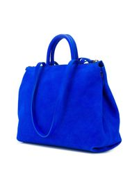 Marsèll Blue Borsa Tote Bag