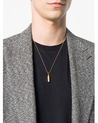 True Rocks - Multicolor Halskette mit kleinem Anhänger for Men - Lyst