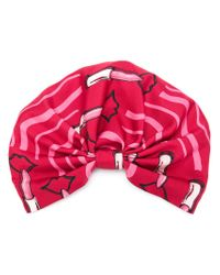 Valentino - Red Hat - Lyst