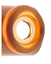 Marni | Brown Portal Resin Cuff | Lyst