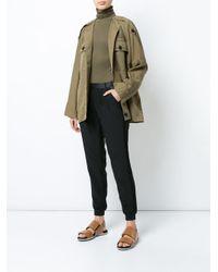 Raquel Allegra - Green Military Jacket - Lyst