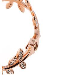 Ca&Lou - Metallic 'anna' Wrap Around Bracelet - Lyst