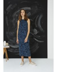 The Fifth Label - Blue Northern Lights Dress - Lyst