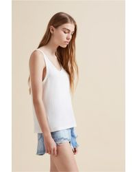 The Fifth Label - White The Countdown Top - Lyst