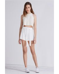 The Fifth Label | White The Atlantic Short | Lyst