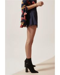 C/meo Collective - Blue Blind Truth Short - Lyst