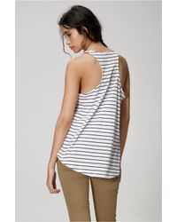 The Fifth Label - White Around The World Singlet - Lyst