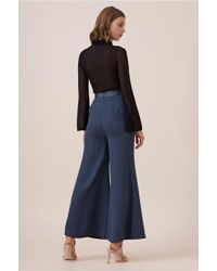 Keepsake - Blue Modern Things Pant - Lyst