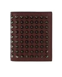 Christian Louboutin - Multicolor Paros Mini Wallet Orthodoxe Gumme - Lyst