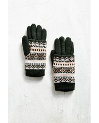 BDG | Multicolor Second Layer Plush Glove | Lyst