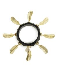 Matthew Williamson | Black Women's Feather Bangle | Lyst