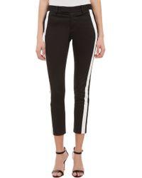Wayne - Black Tuxedo Sport Pants - Lyst