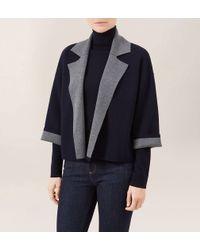 Hobbs | Blue Rhian Jacket | Lyst