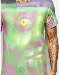 Born Idol - Green Bone Idol Halloween Nosferatu T-shirt for Men - Lyst