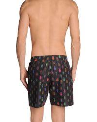 Markus Lupfer   Black Beach Trousers for Men   Lyst