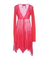 Twin Set - Pink Cardigan - Lyst