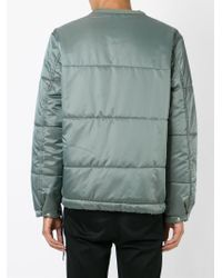 Our Legacy - Green Padded Sweater for Men - Lyst