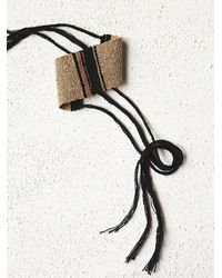 Free People | Brown Ghost Dancer Womens Ghost Dancer Bracelet | Lyst