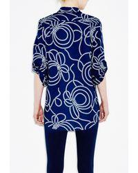 M.i.h Jeans - Blue Simple Shirt - Lyst