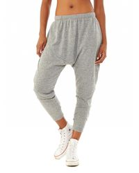 Alternative Apparel - Gray No Limits Eco-jersey Sweatpants - Lyst