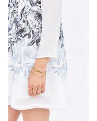Kimchi Blue - White Cinderdrea Frock Dress - Lyst