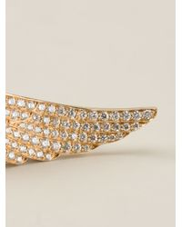 Garrard - Yellow Feather Ring - Lyst