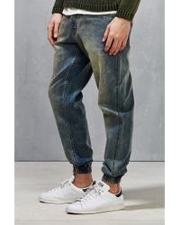 Timberland | Blue Pacific Denim Jogger for Men | Lyst