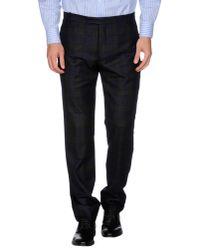 Etro | Blue Men's Trouser for Men | Lyst
