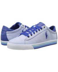 Polo Ralph Lauren | Blue Harvey for Men | Lyst
