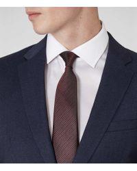 Reiss - White Steer Slim-fit Shirt for Men - Lyst