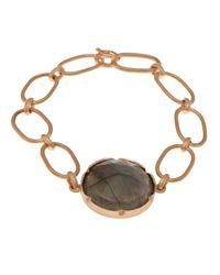Irene Neuwirth - Pink 18k Rose Gold Bracelet - Lyst