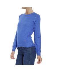 Cruciani | Blue Sweater Woman | Lyst