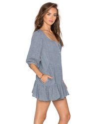 d.RA - Gray Lyon Dress - Lyst