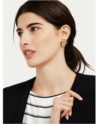 BaubleBar - Metallic Bam! Pow! Ear Jacket Set - Lyst